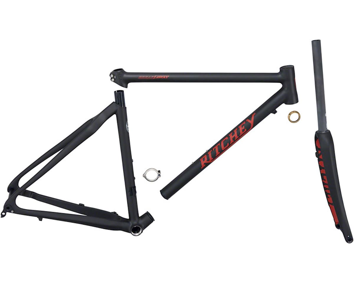 Image 6 for Ritchey Outback BreakAway Carbon Disc Frameset (M)
