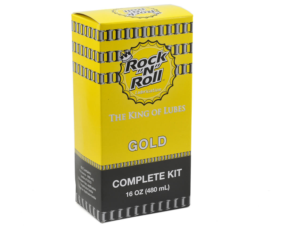 "Rock ""N"" Roll Gold Lubrication Complete Kit"