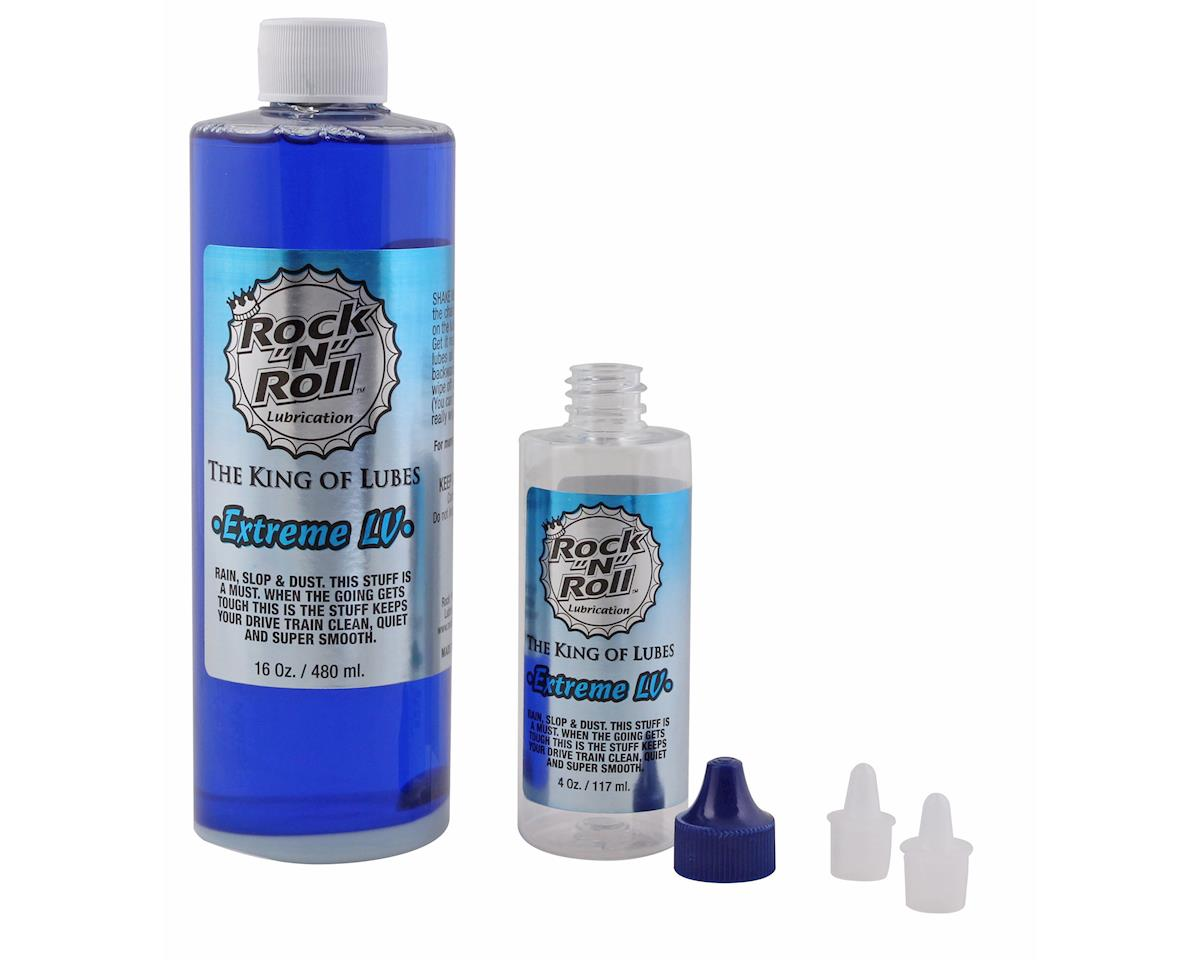 "Rock ""N"" Roll Extreme PTFE LV Chain lube (16oz)"