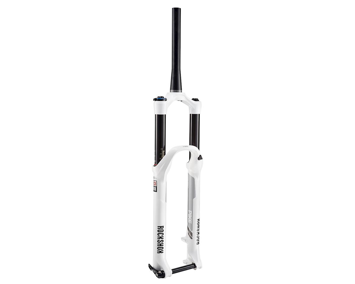 """RockShox Pike RCT3 Dual Position Air 29"""" Fork (White) (150mm) (1.5 to 1-1/8"""")"""