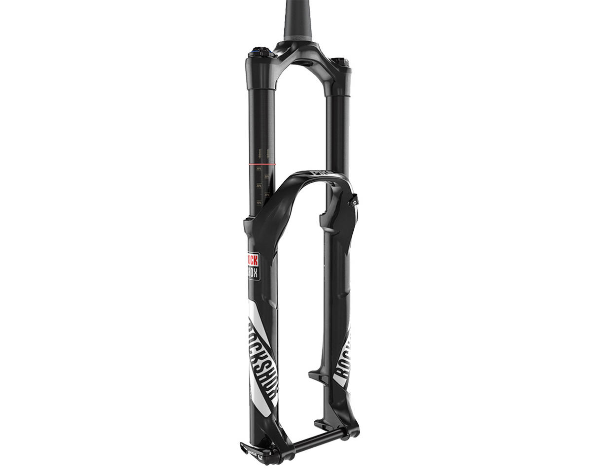 "RockShox Pike RCT3 29"" (51mm offset) (Black) (130mm) (1.5 to 1-1/8"" tapered)"