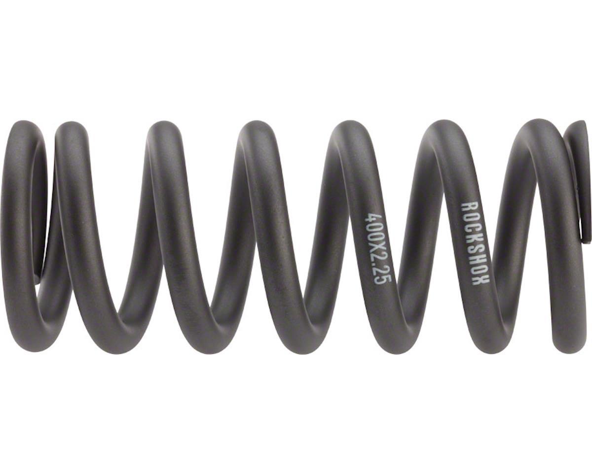 "RockShox Vivid / Kage Coil Spring, 350lb, 8.5""/ 8.75"" x 2.75"", Gray"