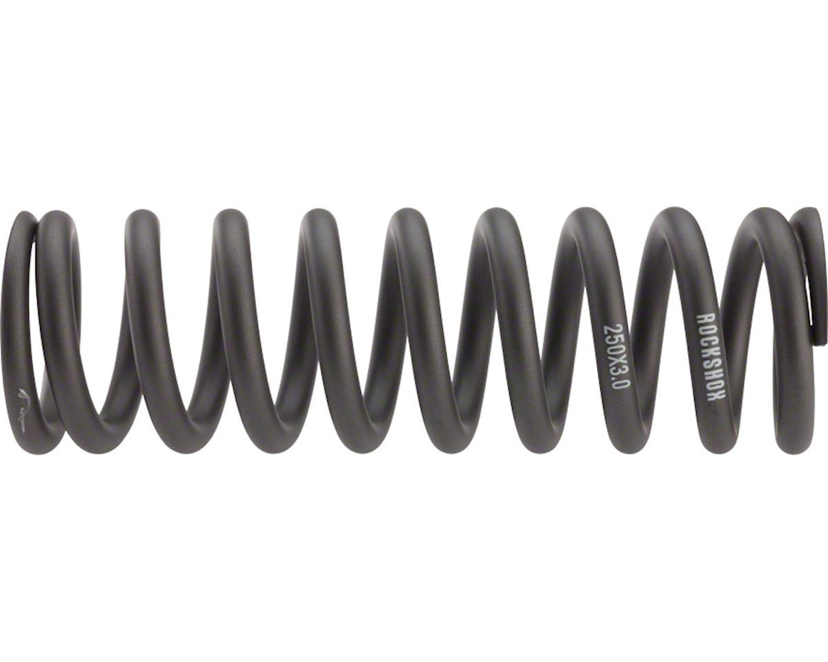 "RockShox Vivid / Kage Coil Spring, 250lb, 9.5"" x 3"", Gray"