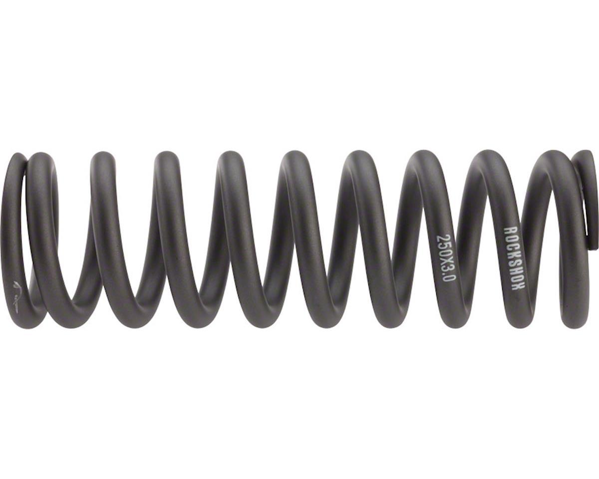 "RockShox Vivid / Kage Coil Spring, 350lb 10.5"" x 3.5"", Gray"
