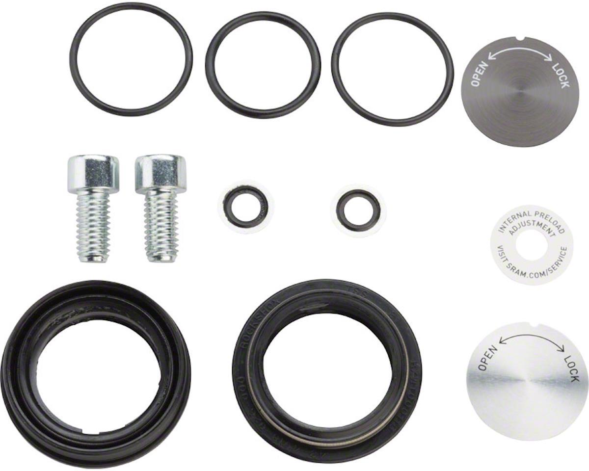 RockShox Fork Service Kit, Basic: Paragon Silver Coil A1