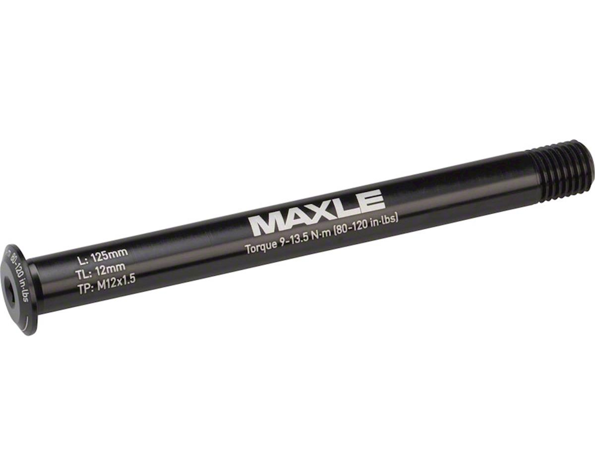 RockShox Maxle Stealth Front Thru Axle (125mm Length) (Road) (12x100mm)