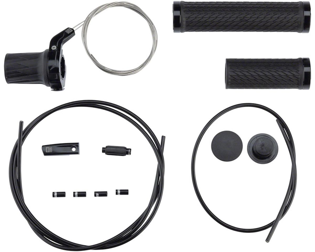 SRAM TwistLoc Full Sprint Remote w/ Grips (Fits Remote Deluxe/Super Deluxe)