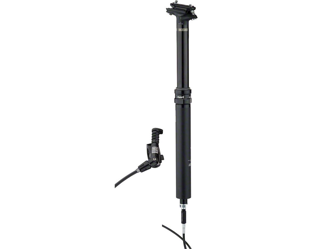 RockShox Reverb Stealth B1 Dropper Post (31.6x390mm) (125mm Travel) (MMX Left)
