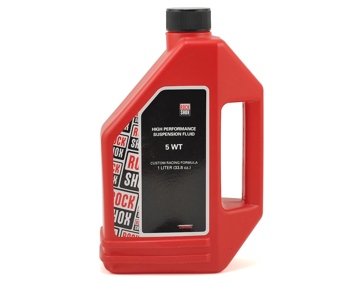 SRAM Suspension Oil (5 Weight) (1 Liter)