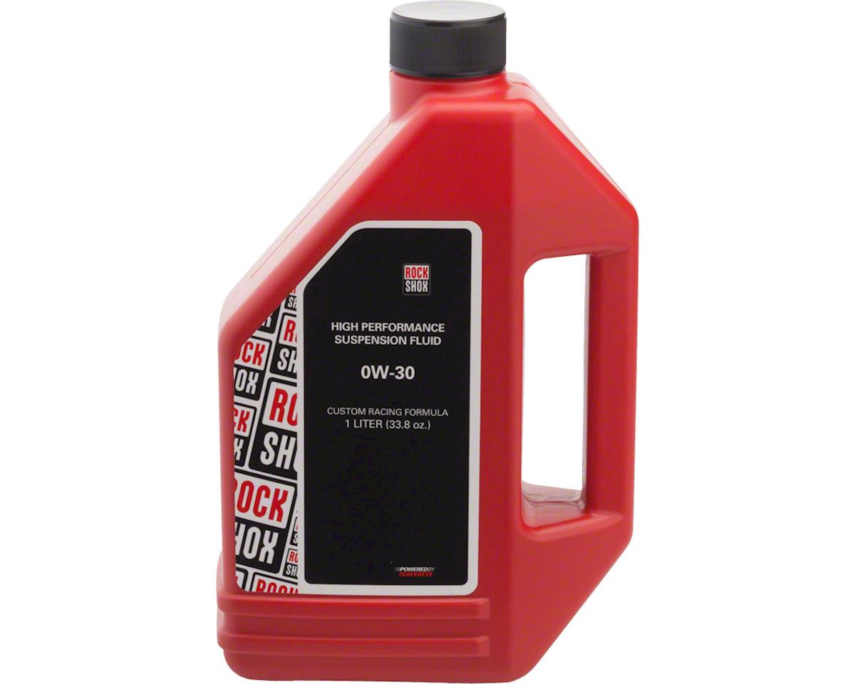 RockShox Suspension Oil, 0-W30, 1 Liter Bottle, Pike/LyrikB1/Yari Lower Legs