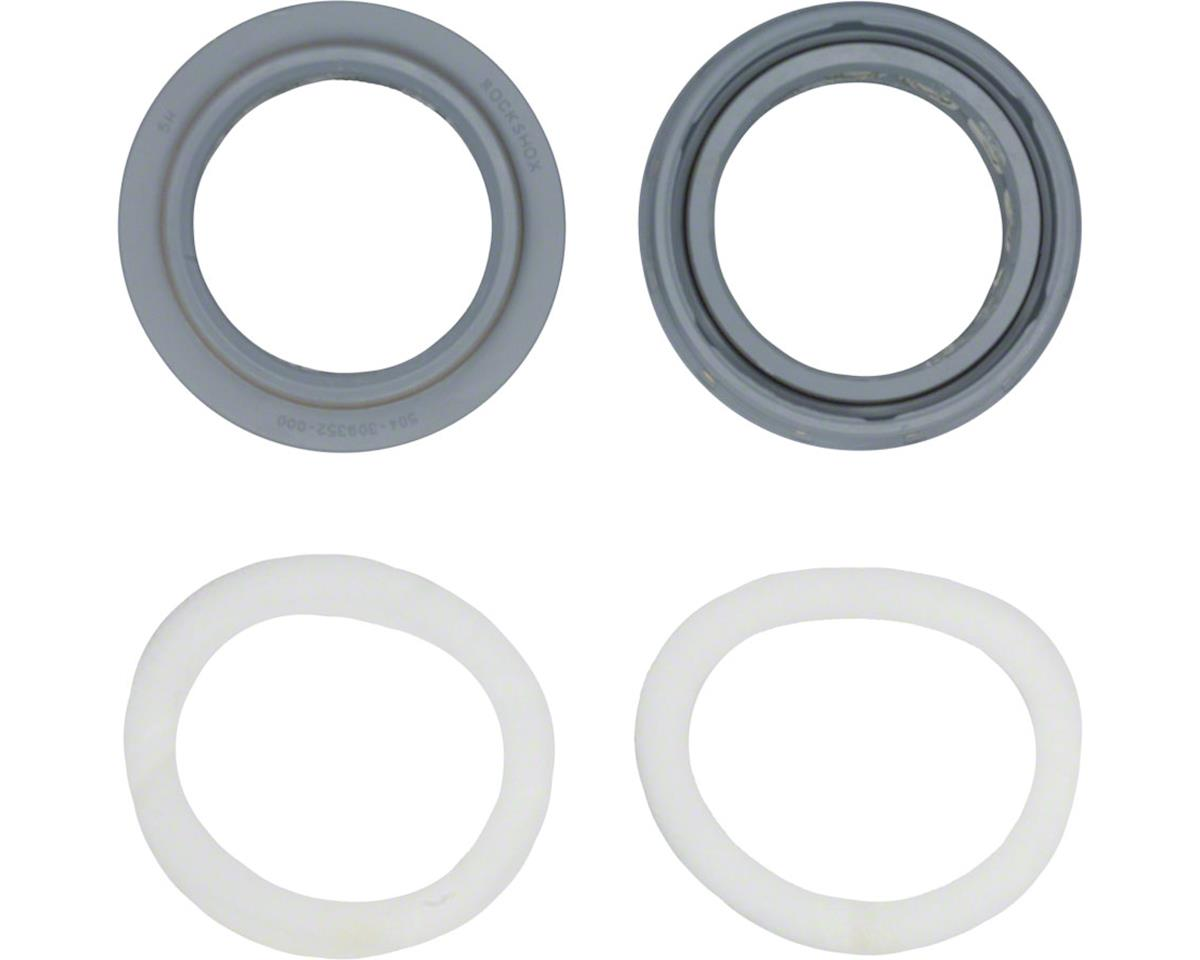 RockShox Dust Seal/Foam Ring Kit (Grey 32mm Seal) (5mm Foam Ring)