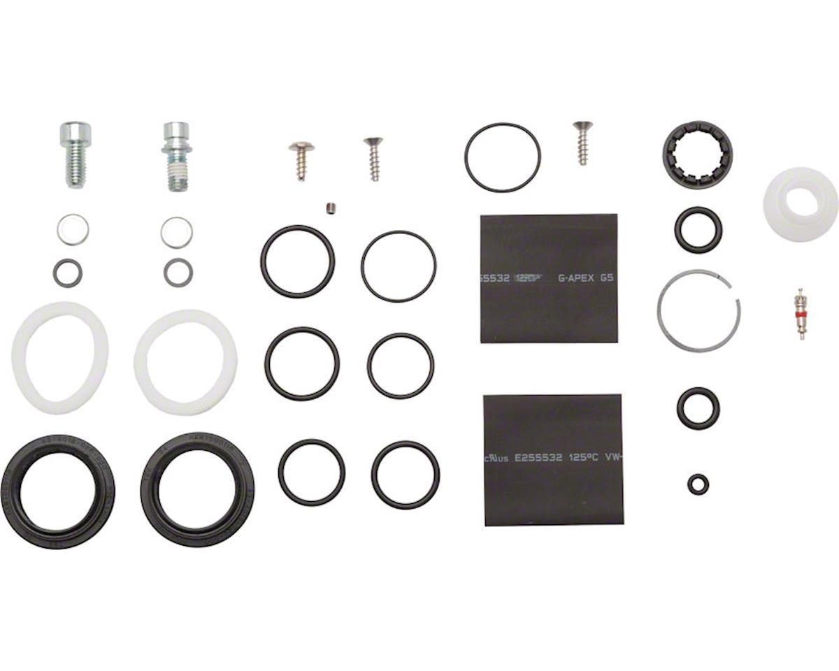 RockShox Fork Service Kit Fork Basic Service Kits Basic Recon Silver Solo