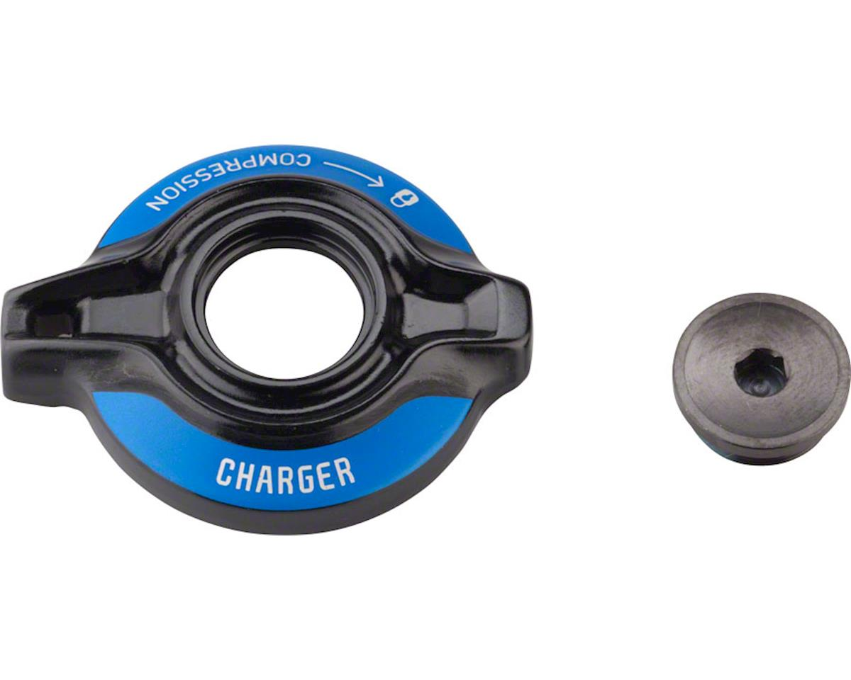RockShox Compression Damper Knob Kit (For Lyrik B1/Pike/(Charger RC)