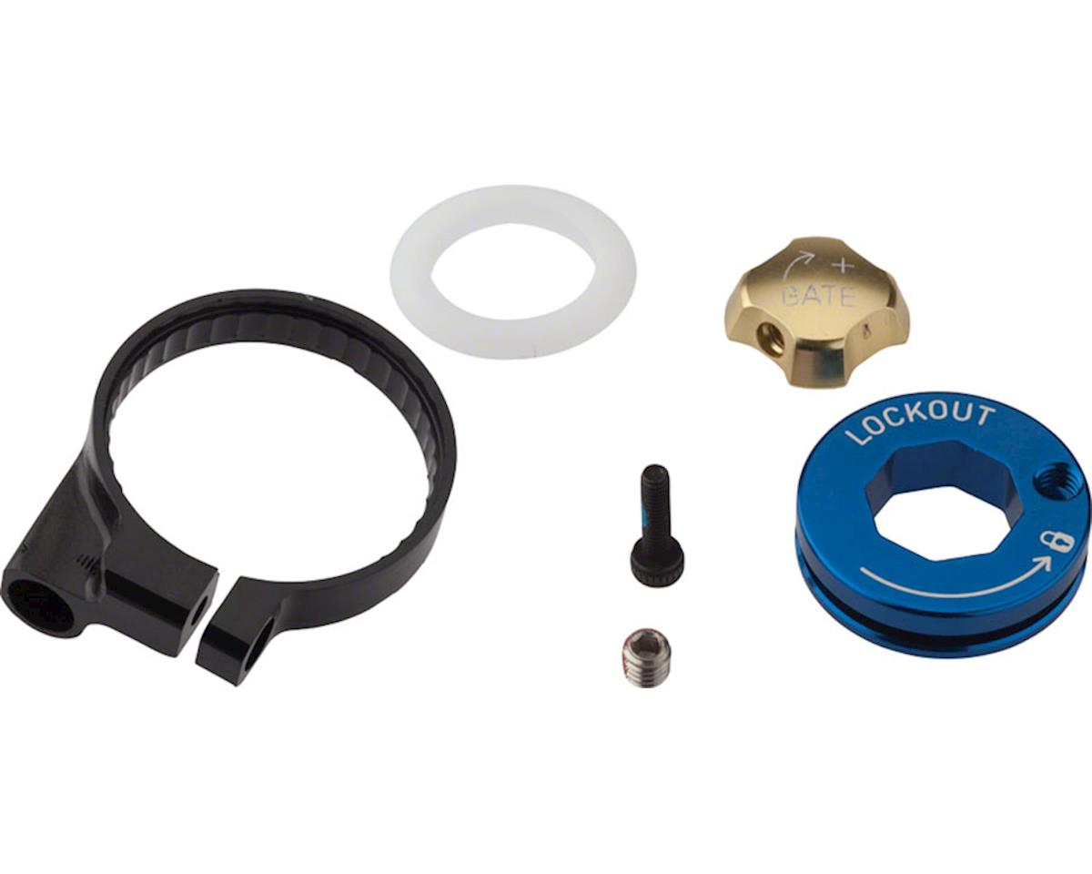 RockShox Remote Spool & Cable Clamp Kit (2013-2016 Reba RLT)