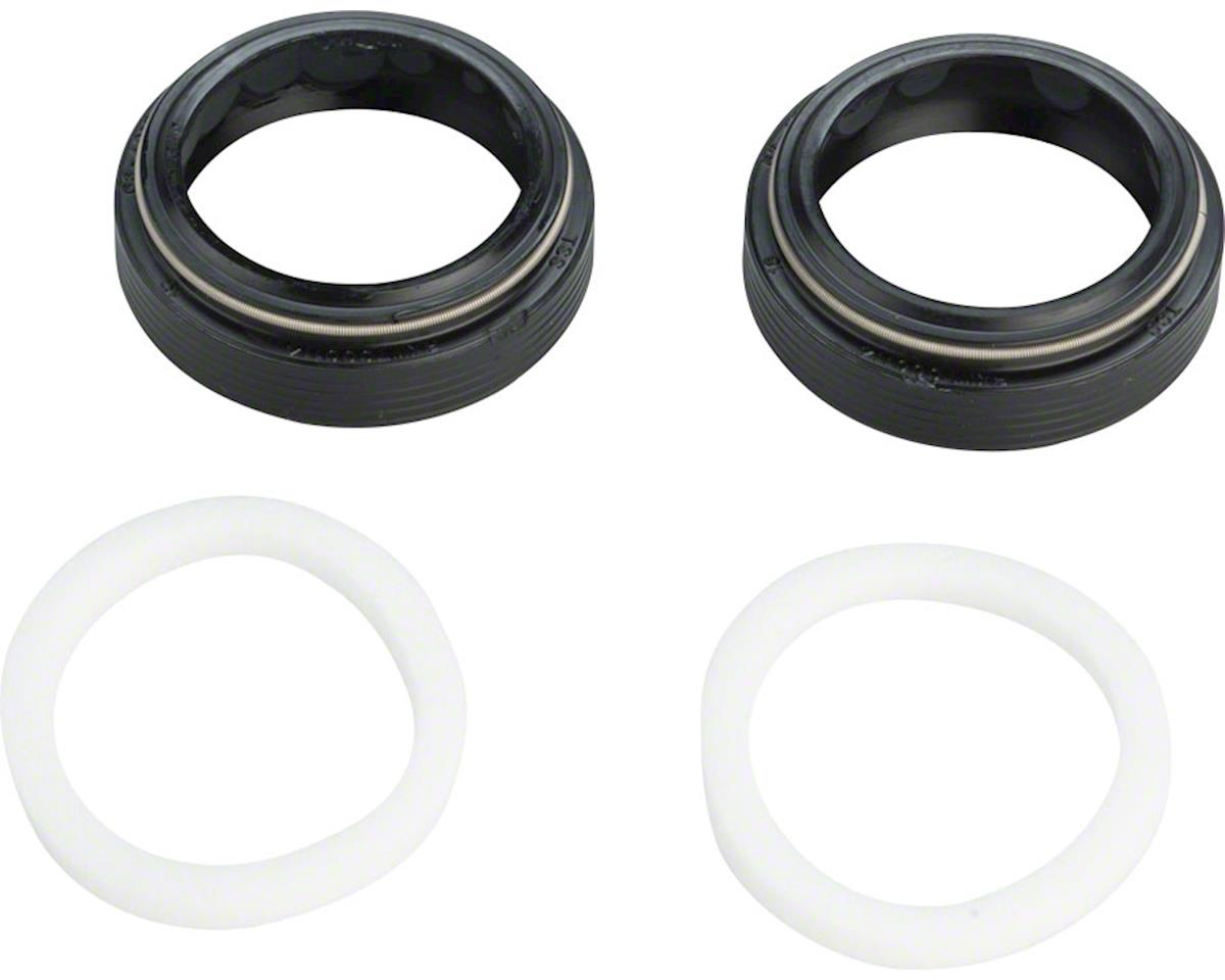 RockShox Dust Seal/Foam Rings SKF Seal (Black) (4mm Foam Ring) (32mm)