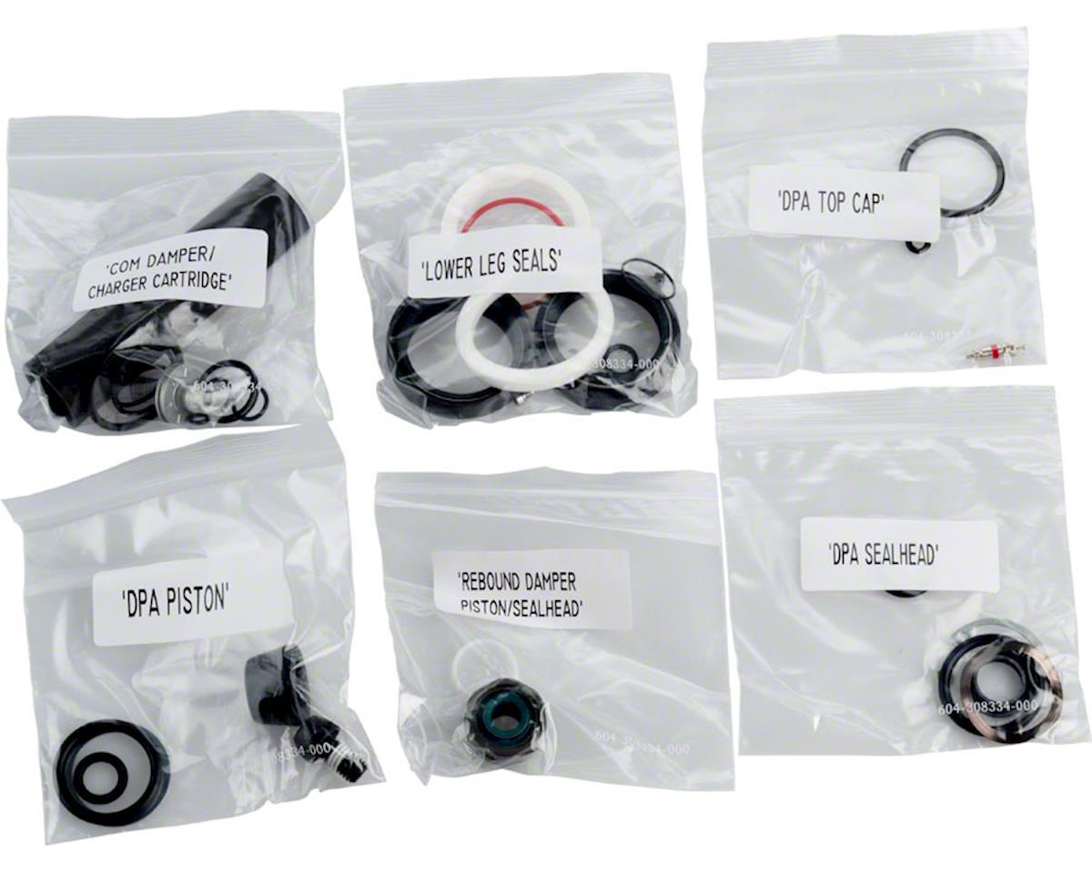 RockShox Fork Service Kit, Full: Lyrik, Dual Position Air, B1