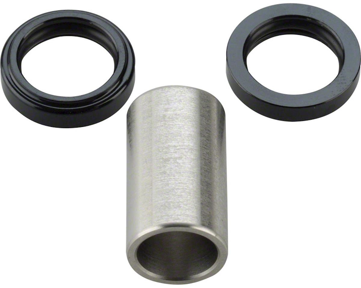 "RockShox Rear Shock Mounting Hardware: 1/2"" x 1/2"", 22.2 x 10, 3-Piece Set"