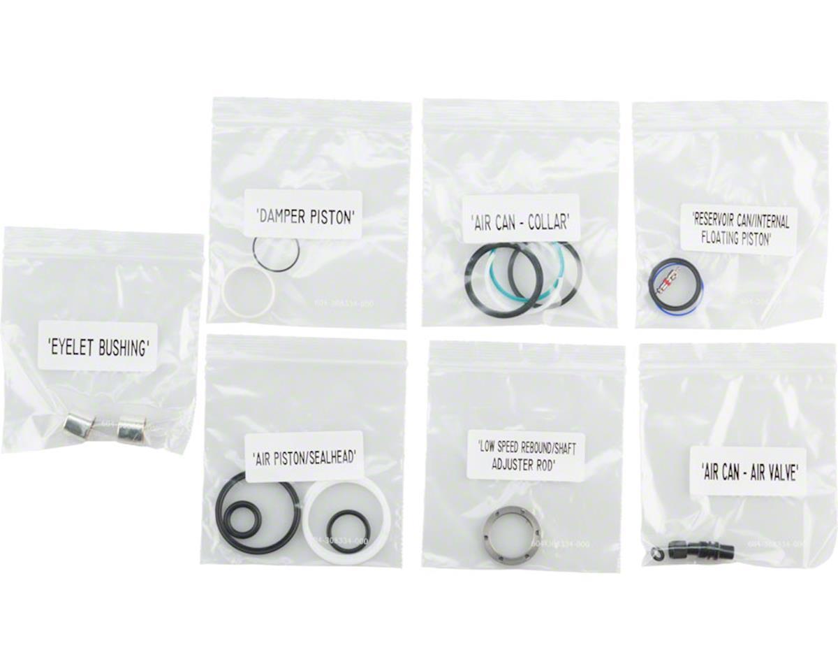 RockShox Rear Shock Service Kit, Basic: 2011 Vivid Air