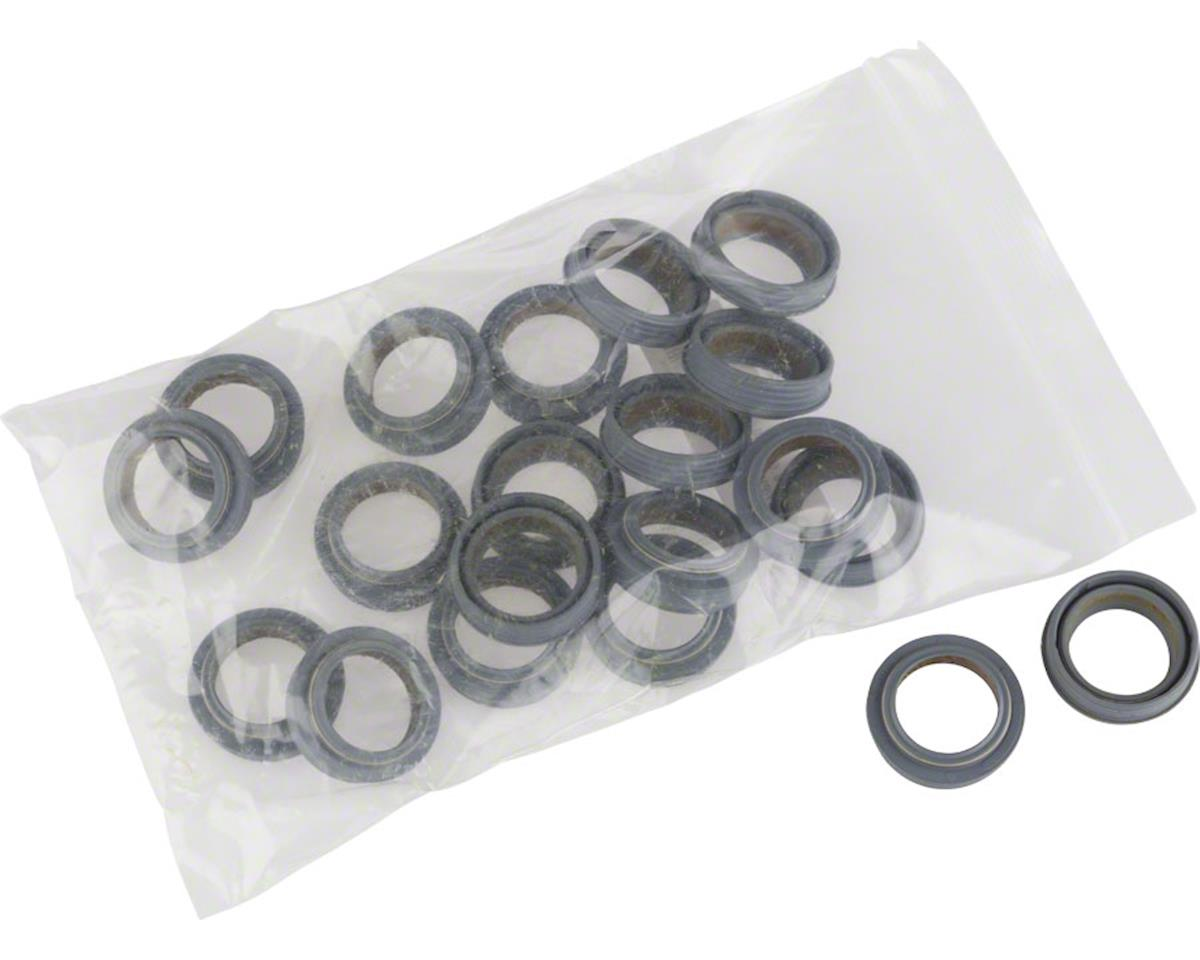 RockShox Judy / Pilot / SID Dust Seal, 28mm, Gray, 20 pack