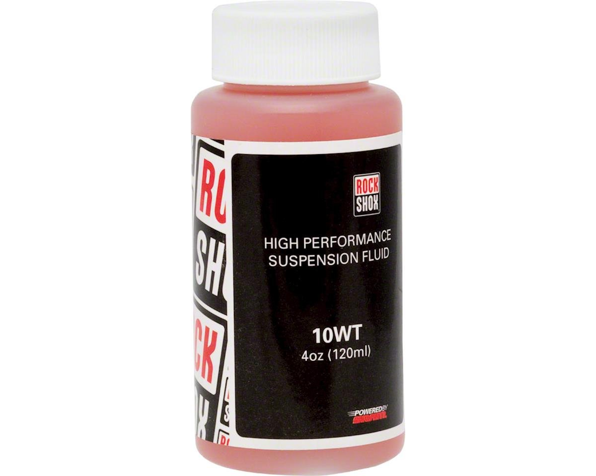 RockShox Suspension Oil (10wt) (120ml Bottle) | alsopurchased