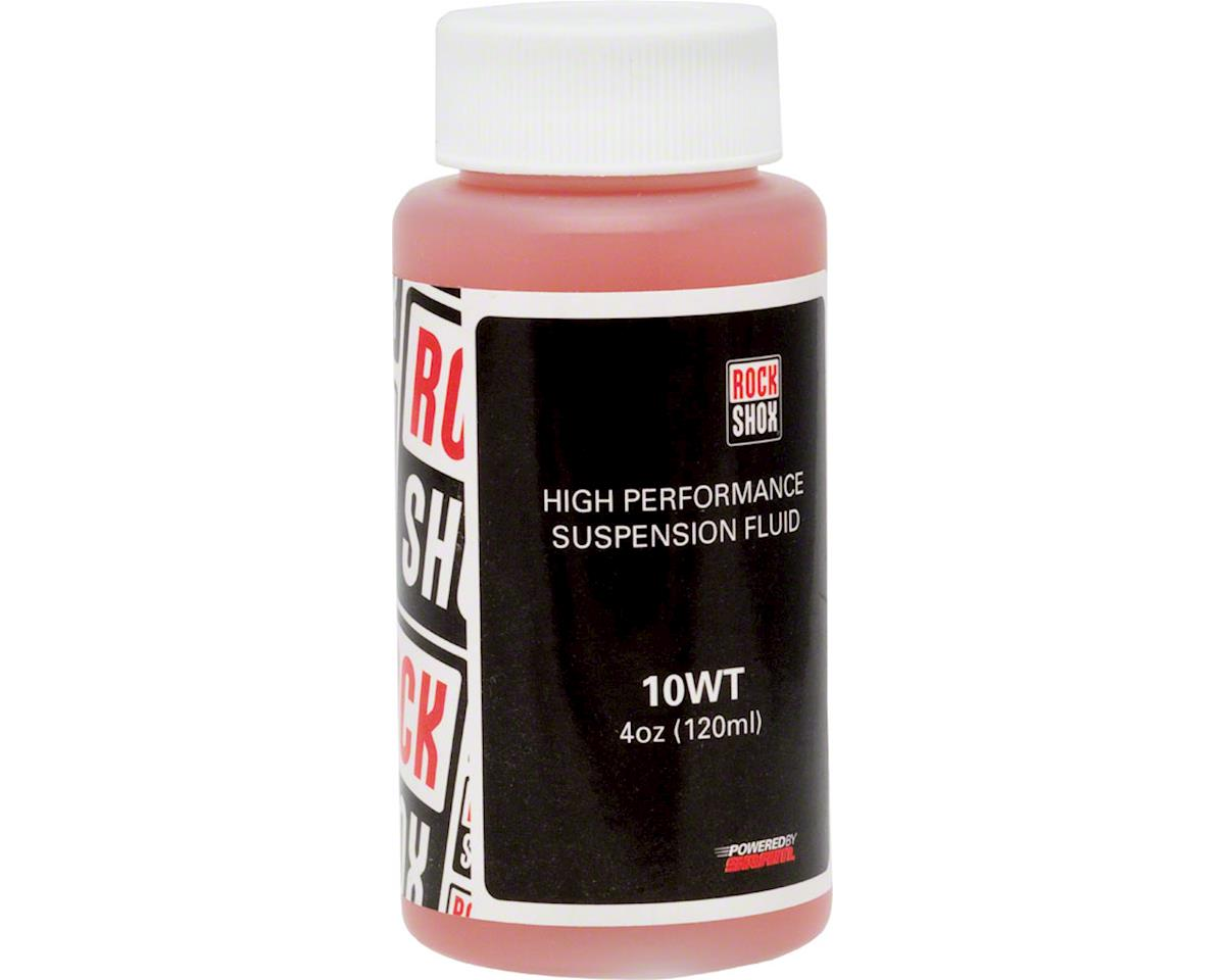 RockShox Suspension Oil (10wt) (120ml Bottle)