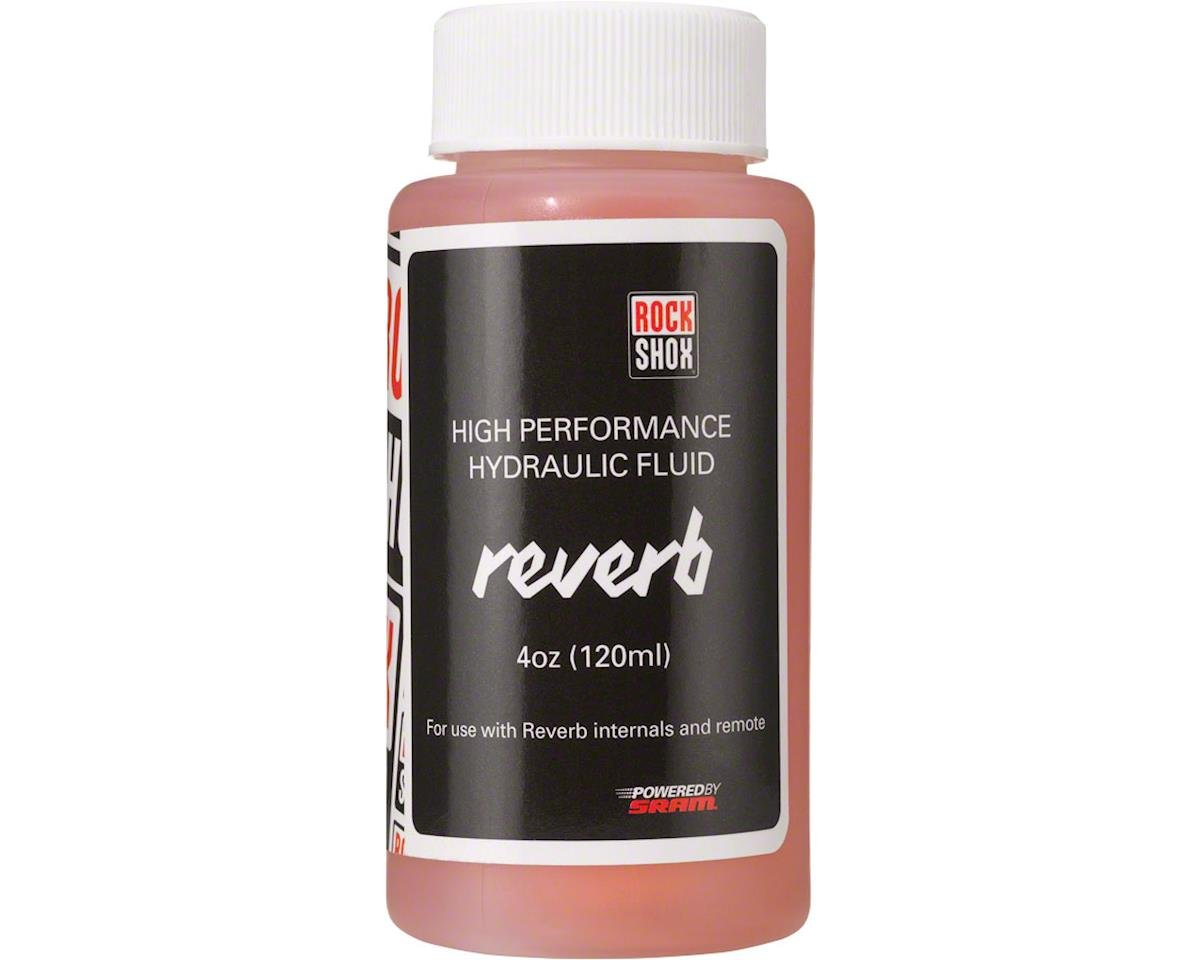 RockShox Reverb Hydraulic Fluid (120ml Bottle) (Reverb/Sprint Remote) | relatedproducts