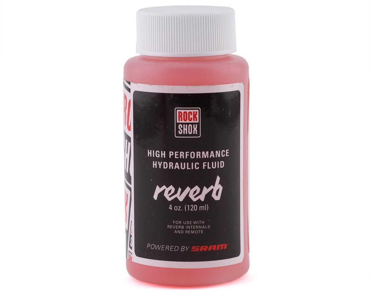 RockShox Reverb Hydraulic Fluid (120ml Bottle) (Reverb/Sprint Remote)