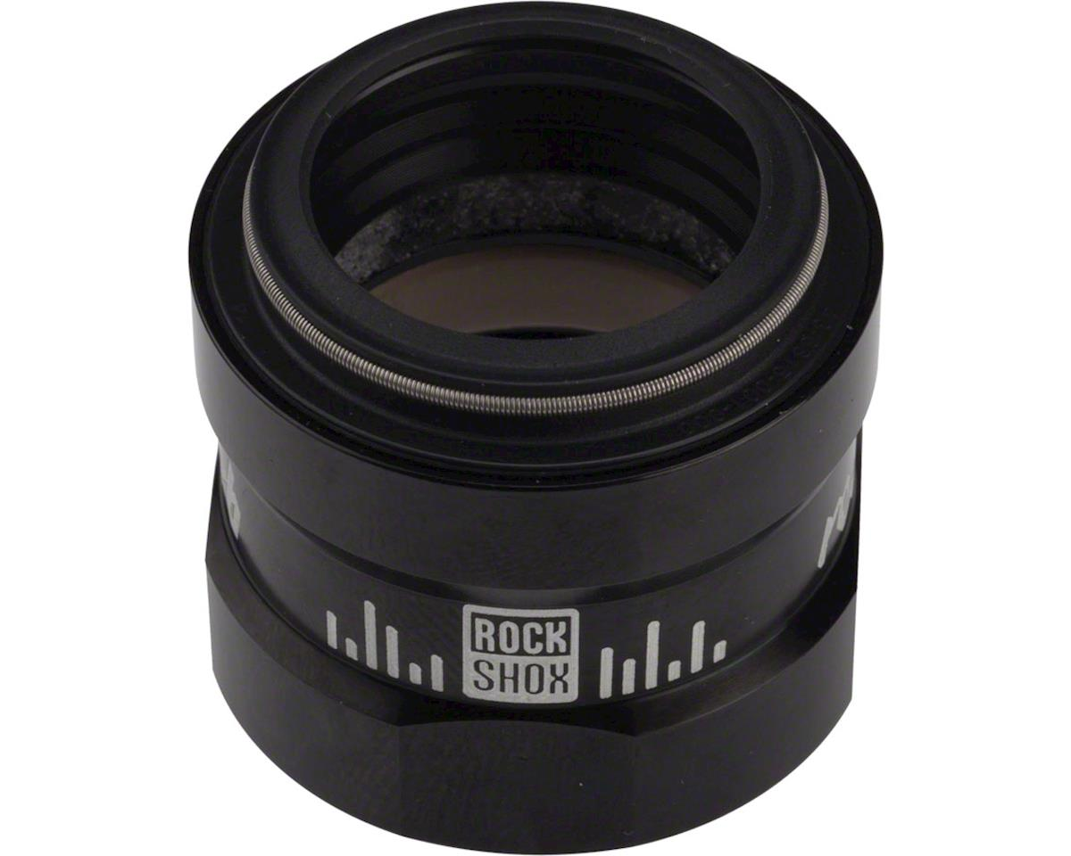 RockShox Reverb Top Cap/Dust Wiper Black