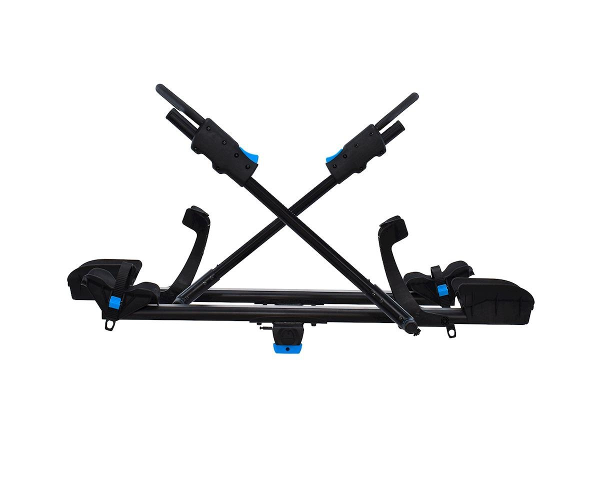 "Rockymounts Rocky Mounts MonoRail 2-Bike Hitch Rack (Black) (2"")"