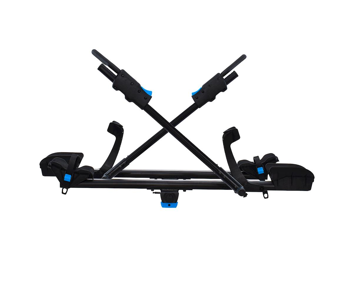 "Image 2 for Rockymounts Rocky Mounts MonoRail 2-Bike Hitch Rack (Black) (2"")"