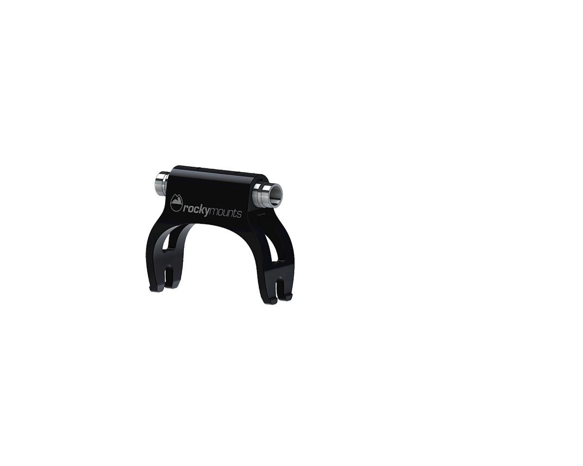 Rockymounts StreetRod Thru-axle Adapter (Black)