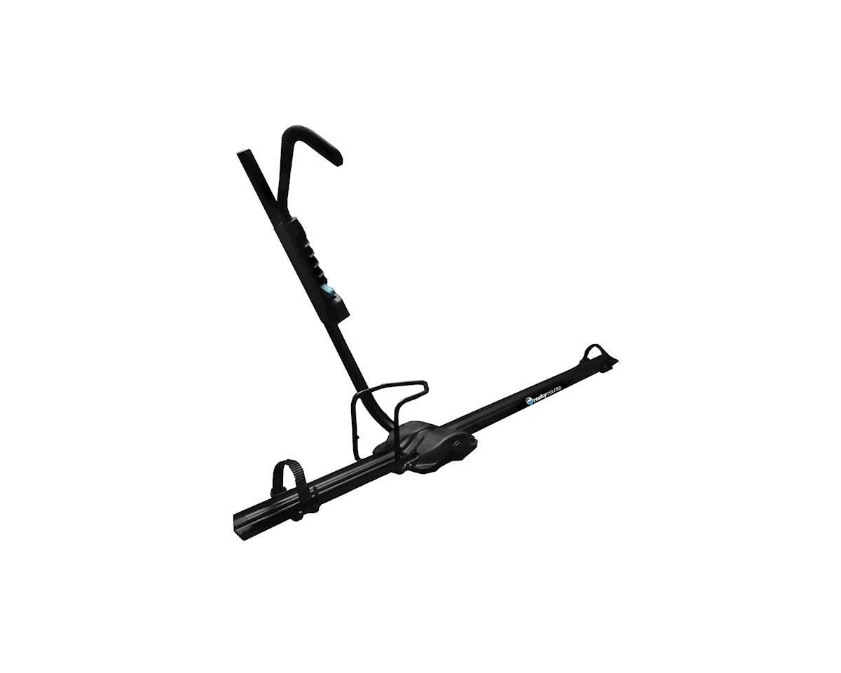 Rockymounts TomaHawk Upright Bike Carrier: Black
