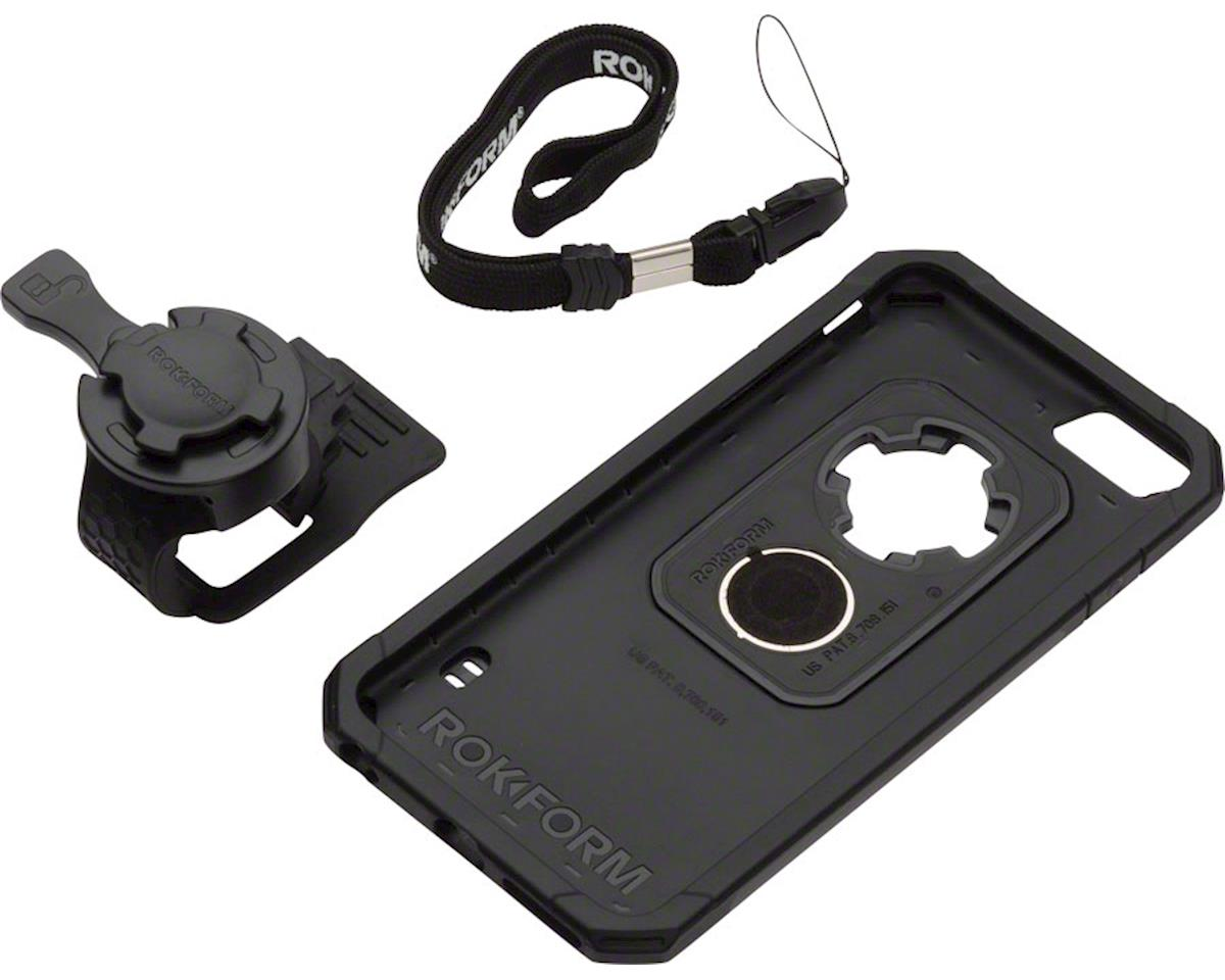 iPhone 6+ Bar Mount and Case Kit: Black