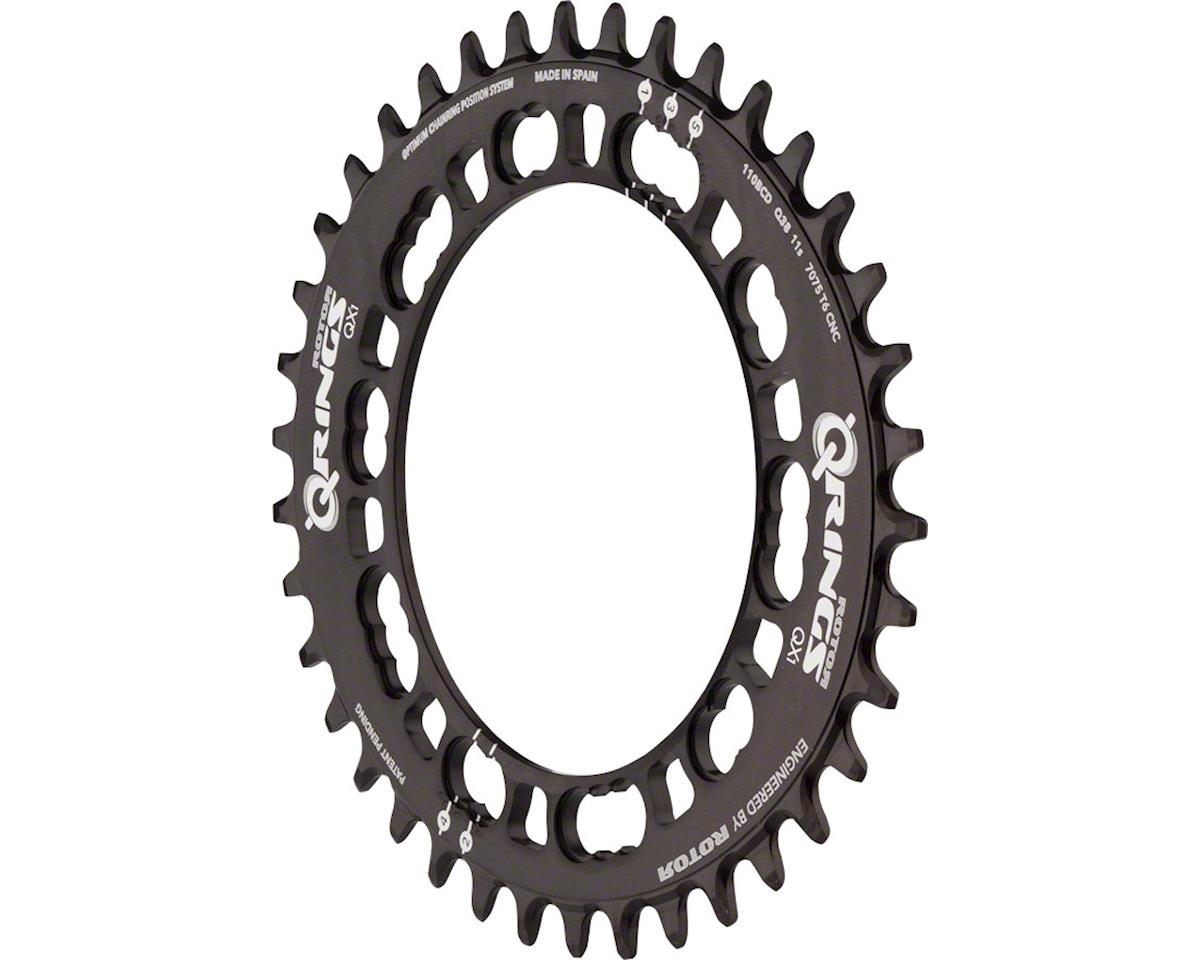 QCX1 Single Chainring: 44T x 110 BCD