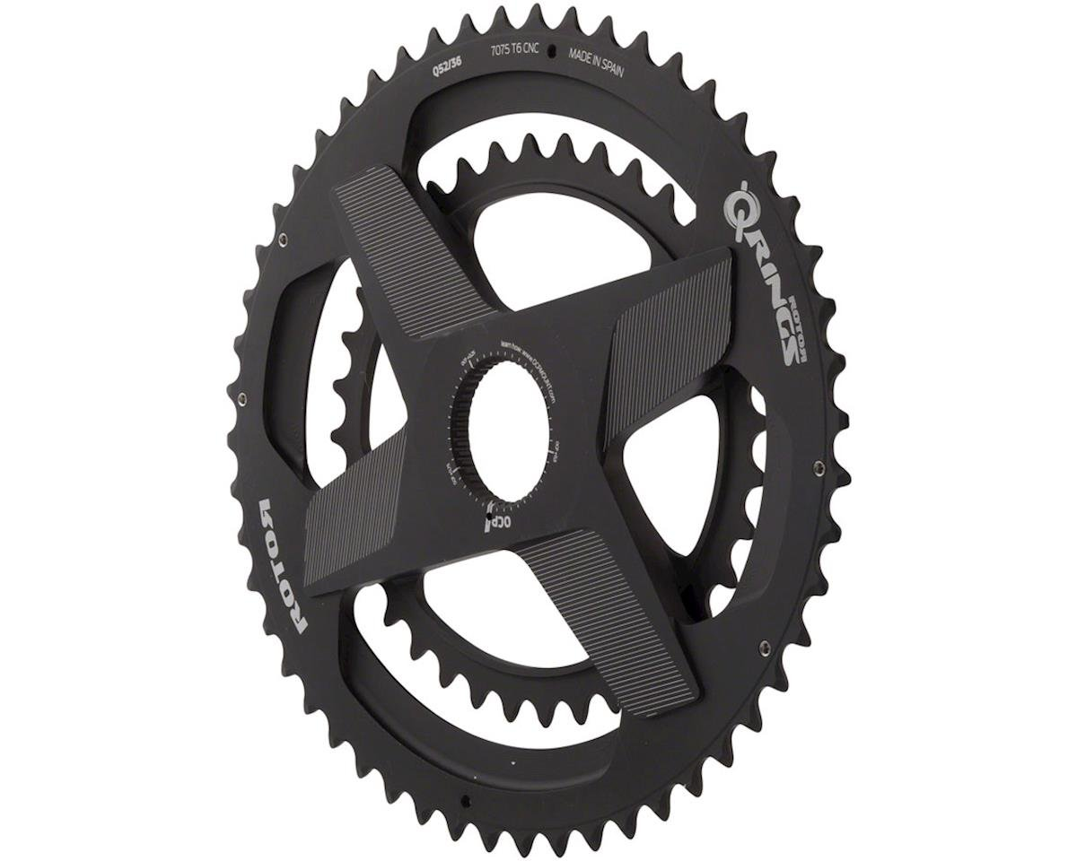 Rotor Aldhu Spidering: Integrated Double Chainrings 53/39