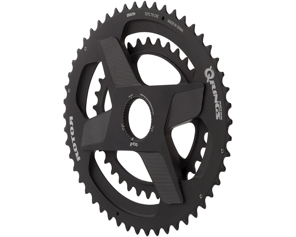Rotor Aldhu Spidering: Integrated Double Chainrings 50/34
