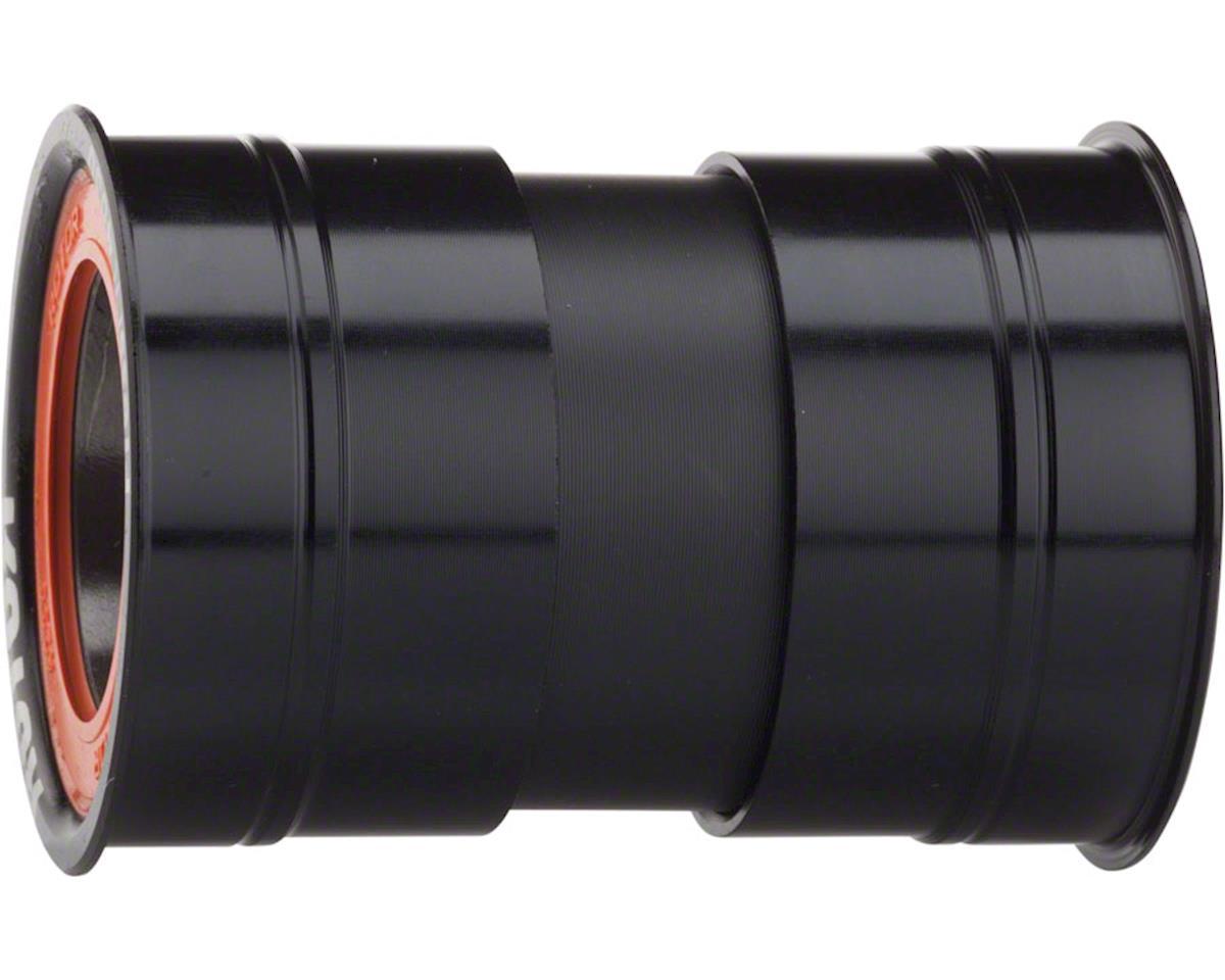Rotor PF4630 Bottom Bracket Steel Black