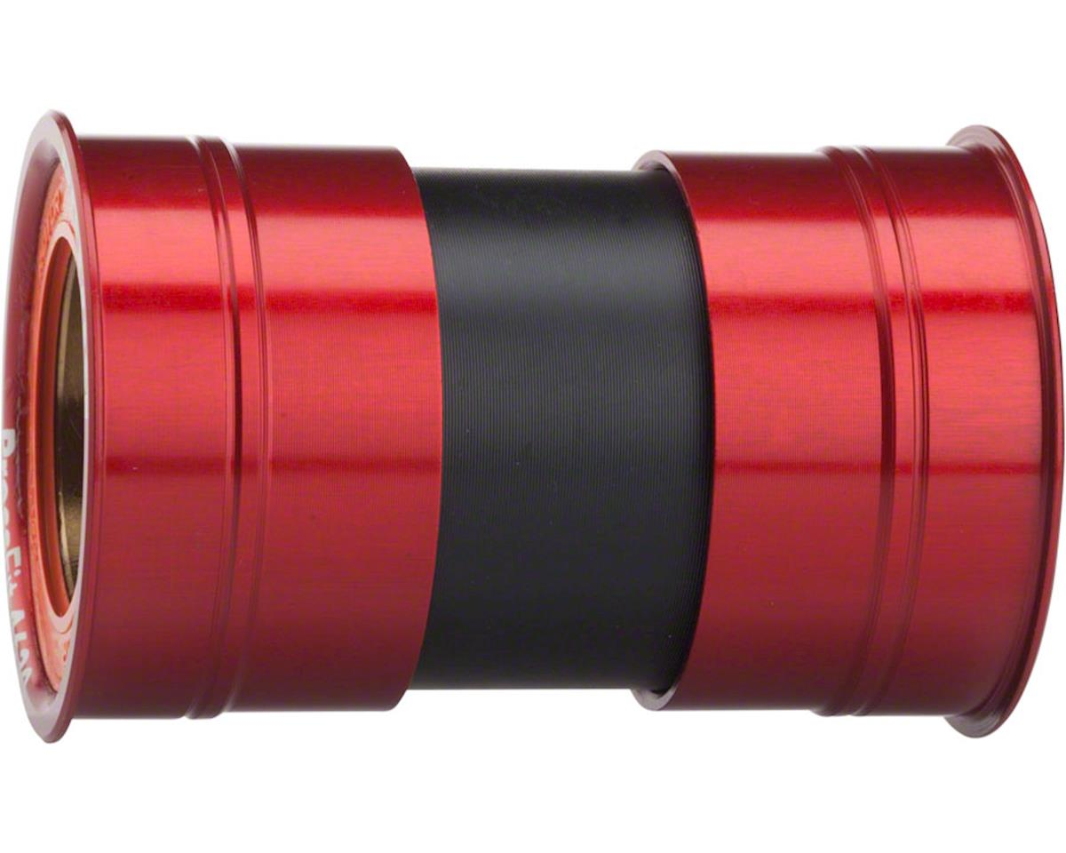 Rotor PF4630 Bottom Bracket Ceramic Red