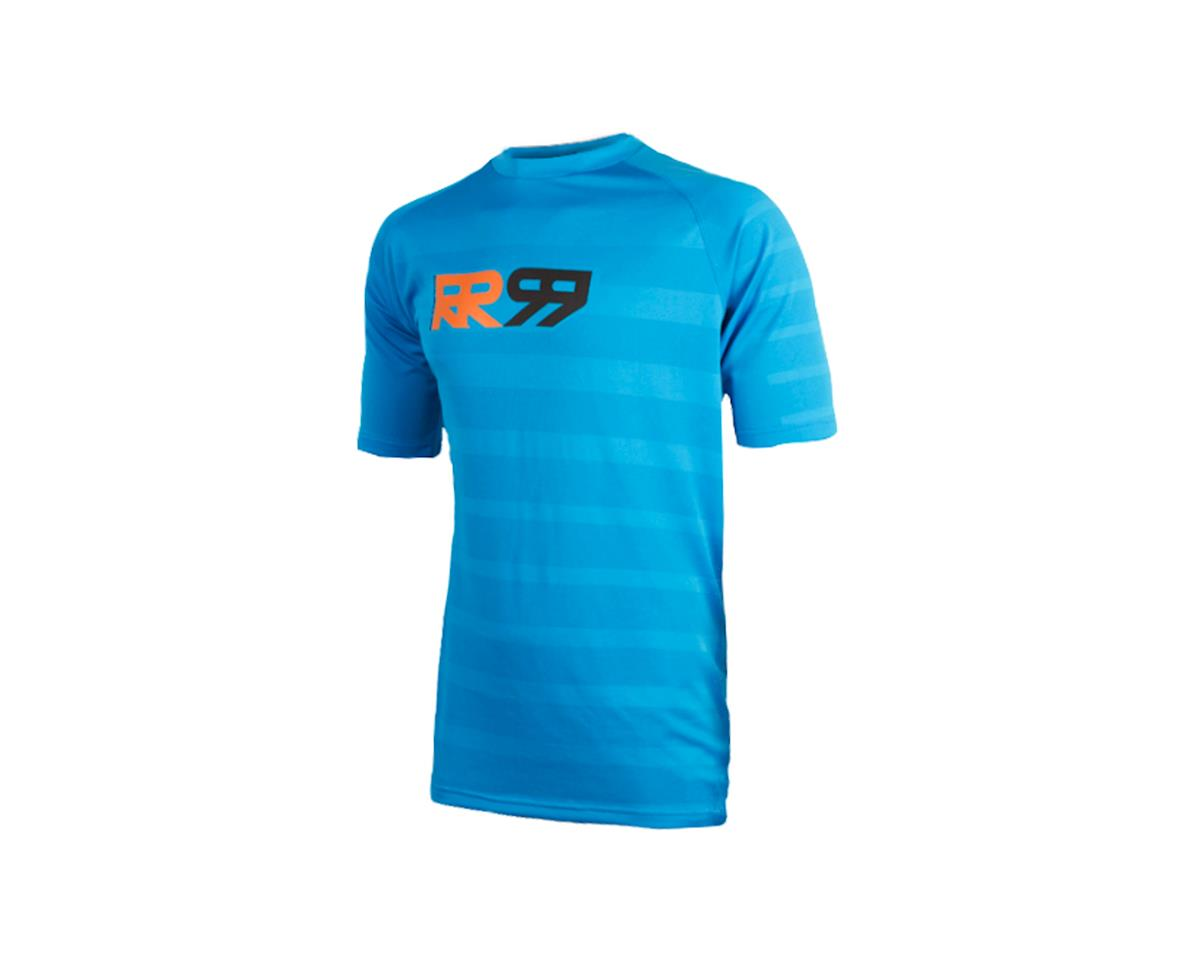 Royal Racing Impact SS MTB Jersey (Electric Blue)
