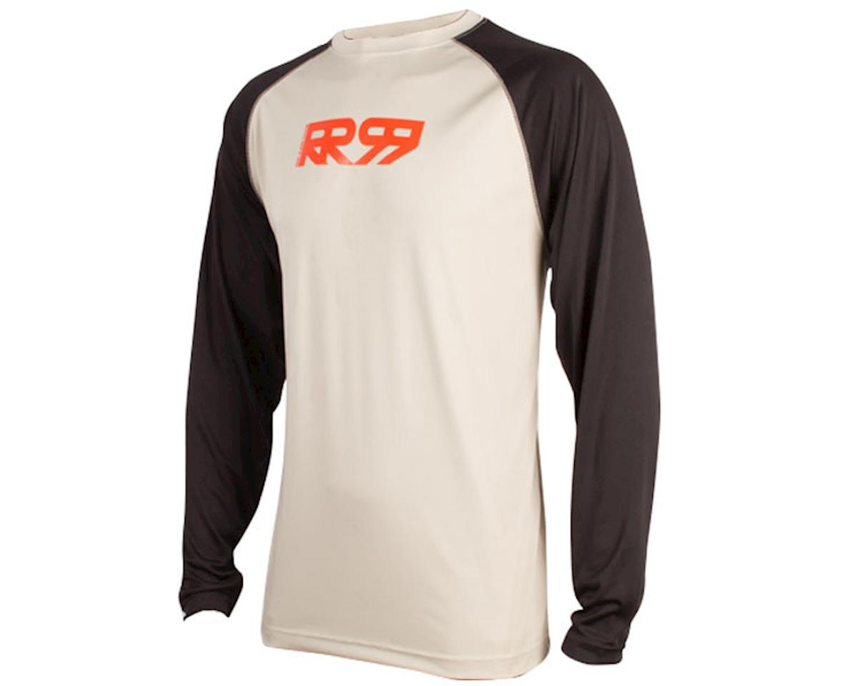 Core LS Jersey (Grey White/Black) (XL)