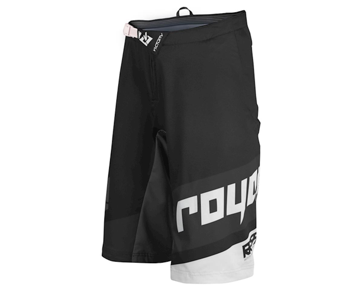 Royal Racing Victory race shorts, black/ash