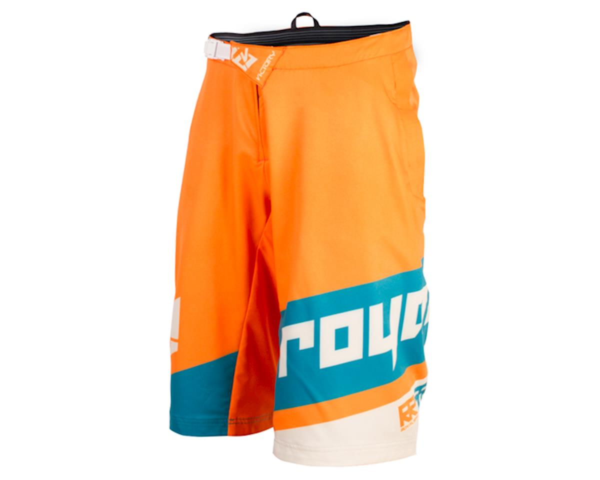 Royal Racing Victory race shorts, black/ash (S)