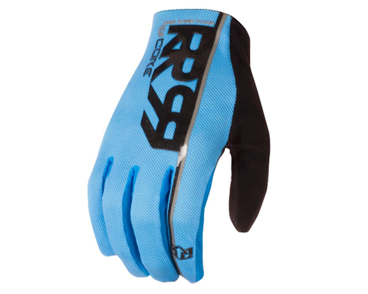 Core glove, blue/black