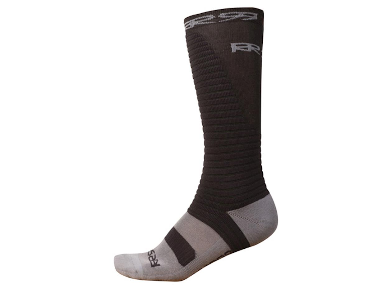 Altitude socks, black/grey