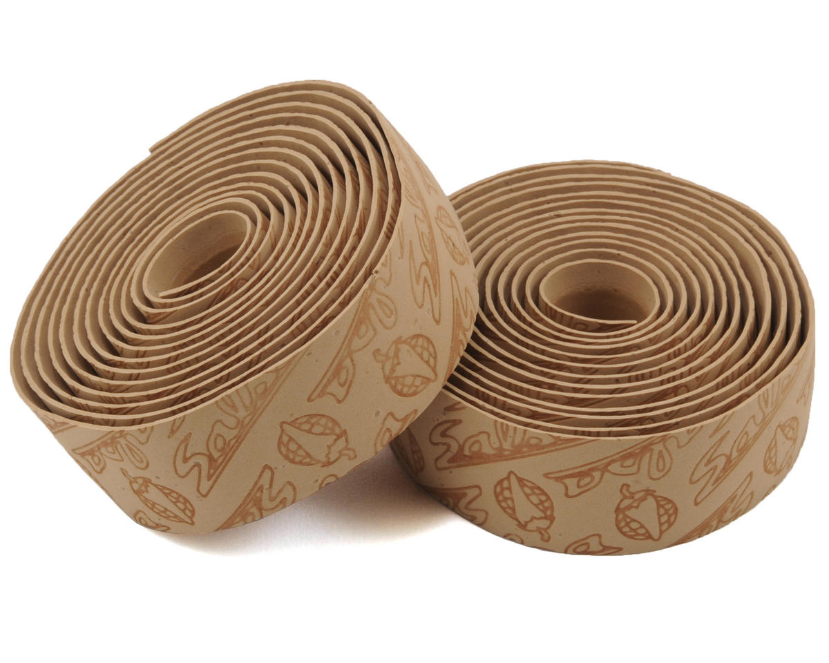 Salsa Gel Cork Bar Tape (Natural)