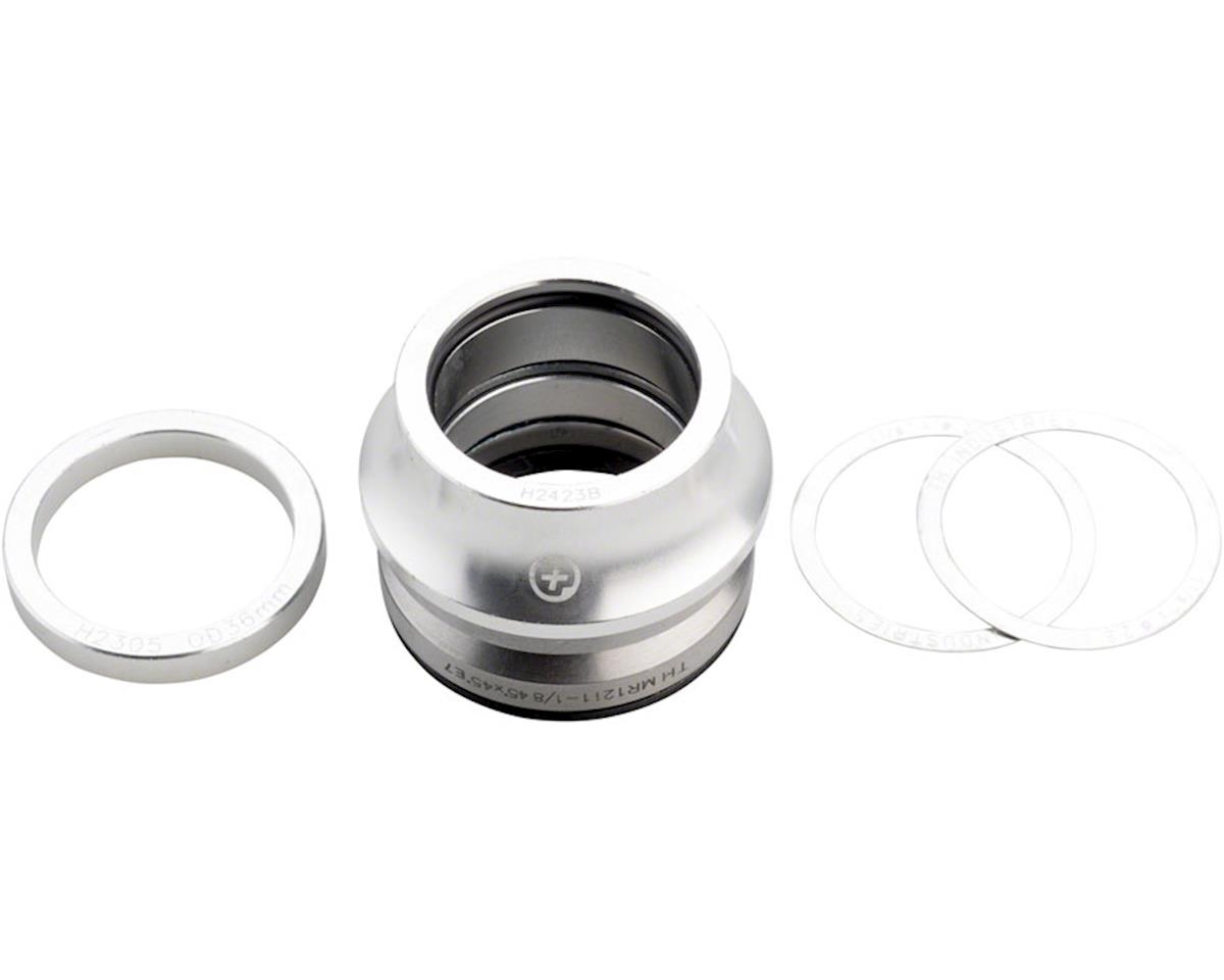 Salt Plus Echo Integrated Headset (Silver Polished)