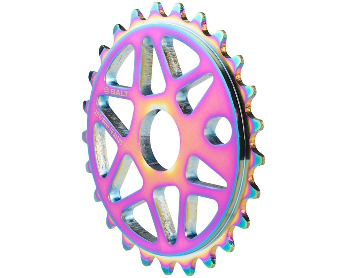 Salt Comp Sprocket (Oilslick) (25T)