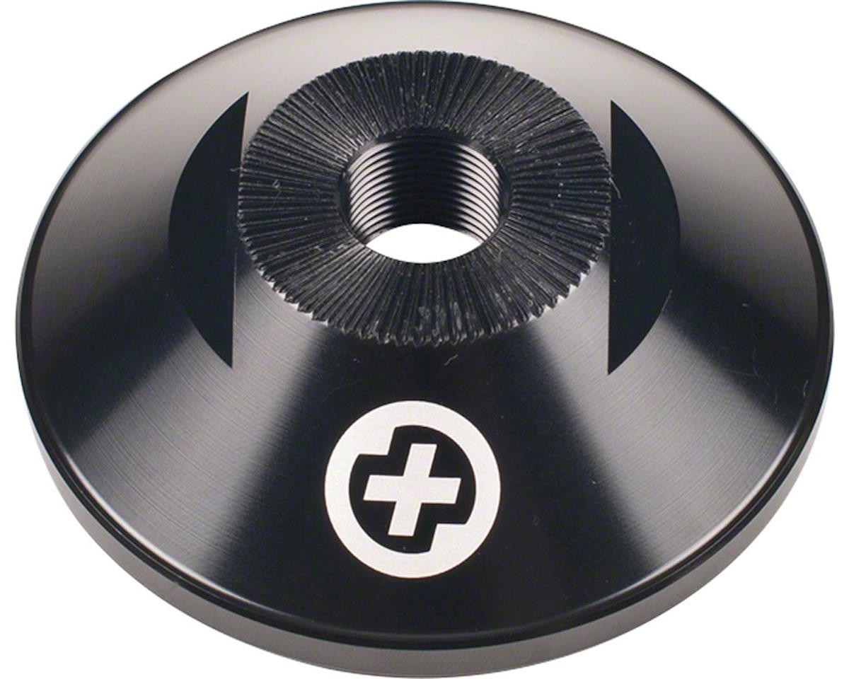 Plus Trapeze Alloy Freecoaster Hub Guard Black