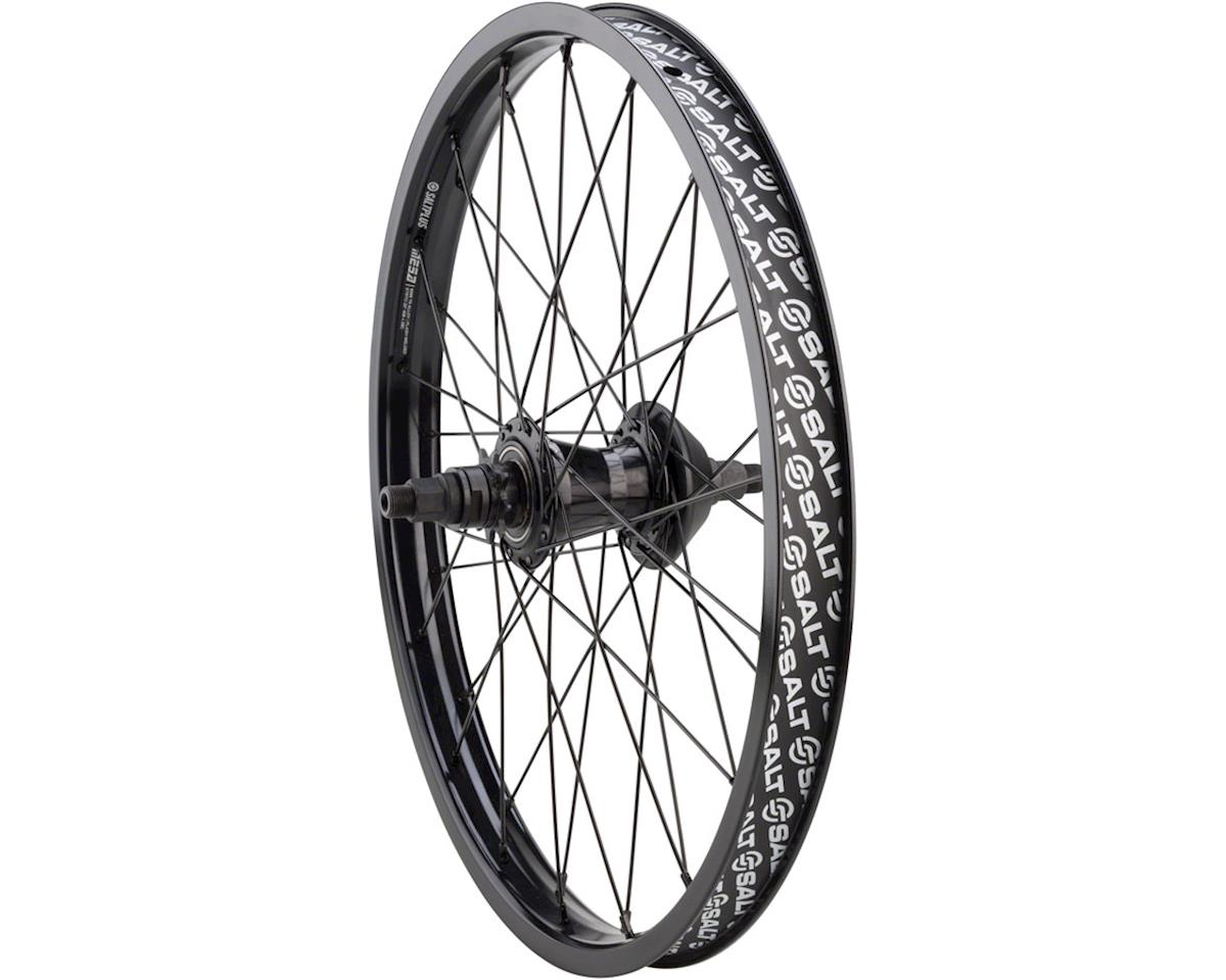 Plus Mesa/Vertex Rear Freecoaster Wheel with Vertex Hub, Mesa Rim and Nylon
