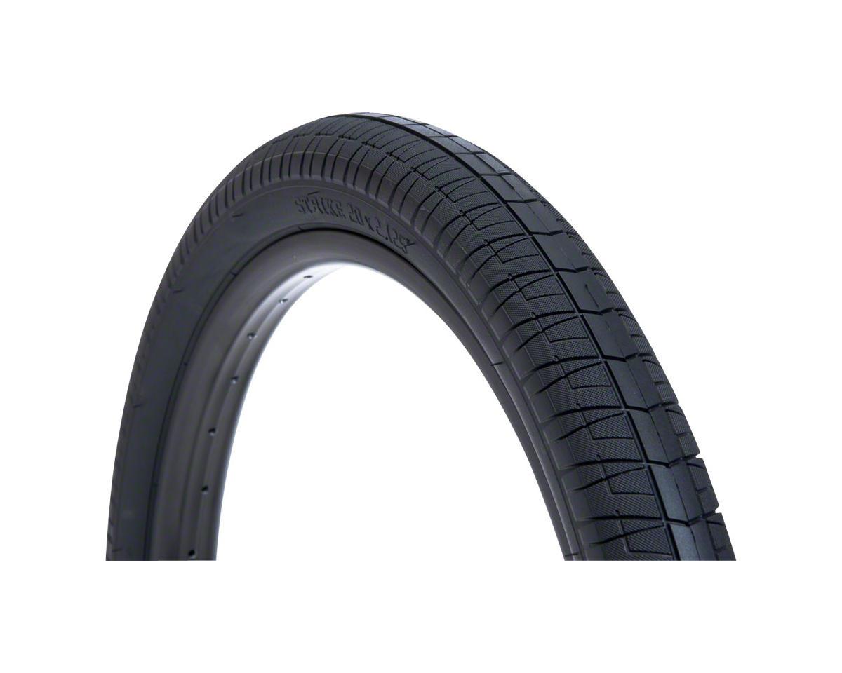 "Strike Tire 20"" X 2.2"" 65 PSI Black"